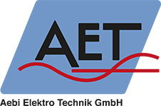 AET Aebi Elektro Technik GmbH Logo